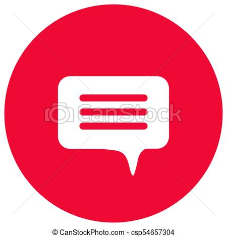 450x470 Chat Icon. Dialog Text. Chat Icon Vector Illustration Dialog Text