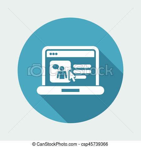 450x470 Web Chat Icon.