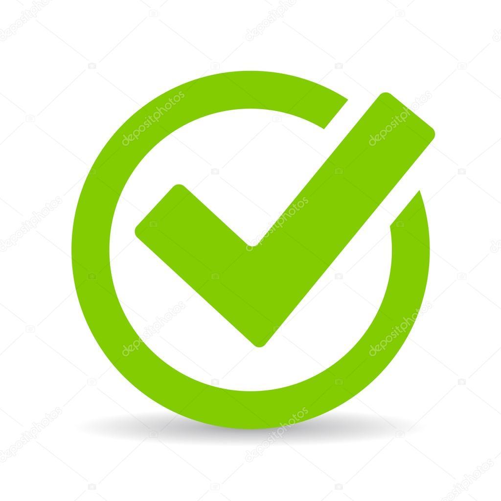 1024x1024 Check Mark Icon Vector