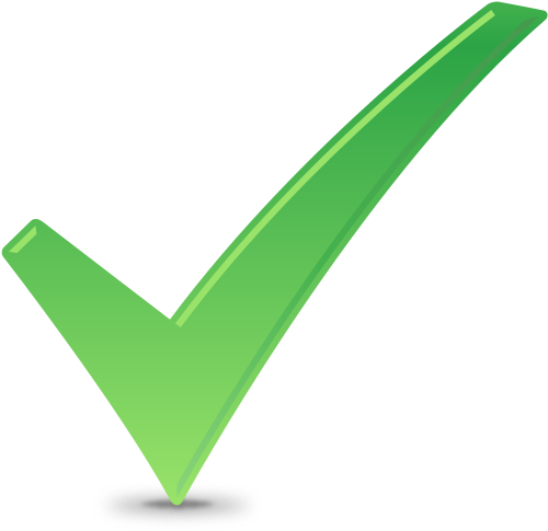 500x485 Check Icon Light Green Svg(Vector)public Domain Icon Park