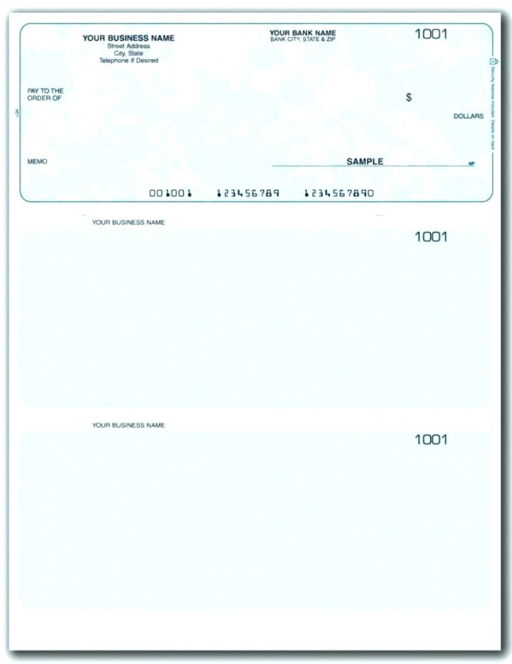 718x930 Blank Check Template Vector Certified Bank Unique R Word 5