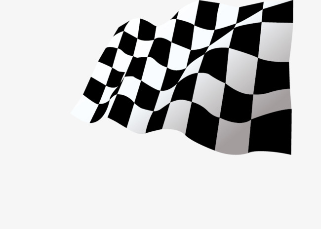 650x464 Checkered Flag, Cartoon, Flag, Lattice Png And Vector For Free