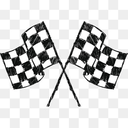 Checkered Flag Vector Free Download
