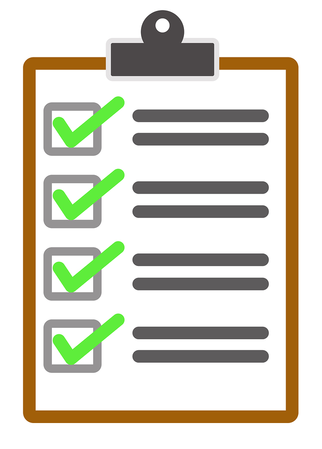 646x900 Checklist Icon From Business, Checklist Vector Icon, Checklist