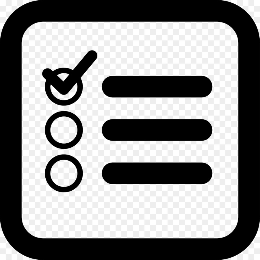 900x900 Computer Icons Checklist Icon Design