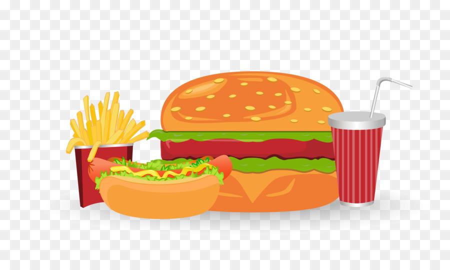 900x540 Cheeseburger Hamburger French Fries Fast Food Junk Food