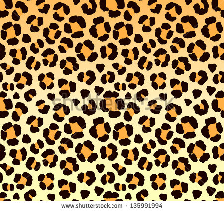 Cheetah Print Vector