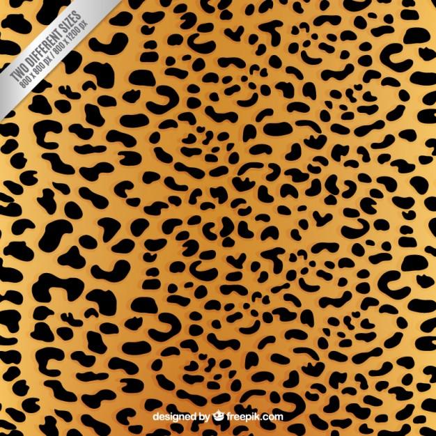 626x626 Leopard Print Pattern Vector Free Download