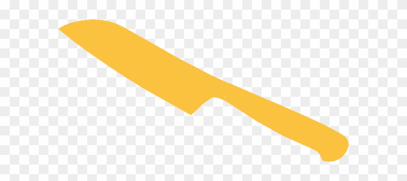 840x374 Chef Knife Yellow Clip Art At Clker