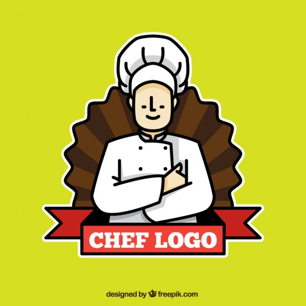 626x626 Chef Logo Vector Free Download