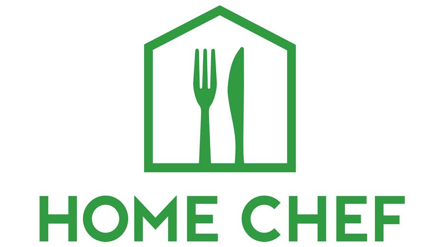 900x500 Home Chef Logo Vector