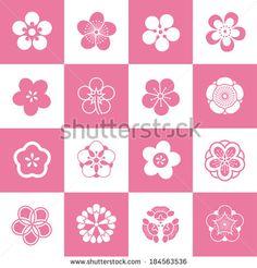 Cherry Blossom Petal Vector