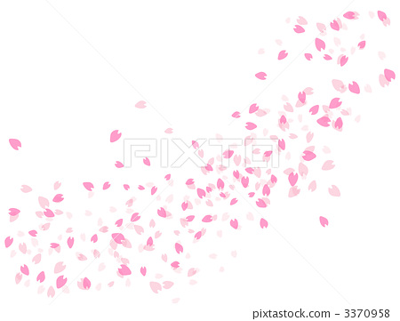 450x361 Background, Backgrounds, Shower Of Falling Cherry Blossom Petals