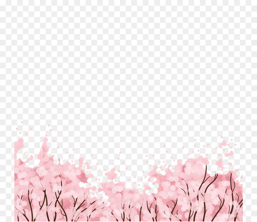 900x780 Download Euclidean Vector Cherry Blossom Gorgeous Pink Cherry
