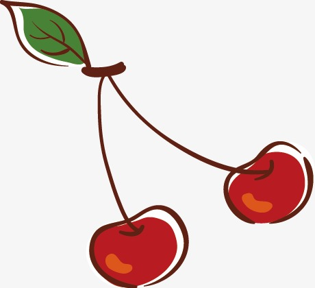 460x420 Cherry, Cherry Vector, Red Png And Vector For Free Download