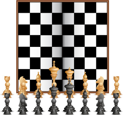 395x368 Chess Board Free Vector Download (2,171 Free Vector) For