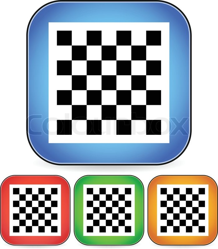 700x800 Chess Board Vector Icon For Chess, Game, Playing Concepts
