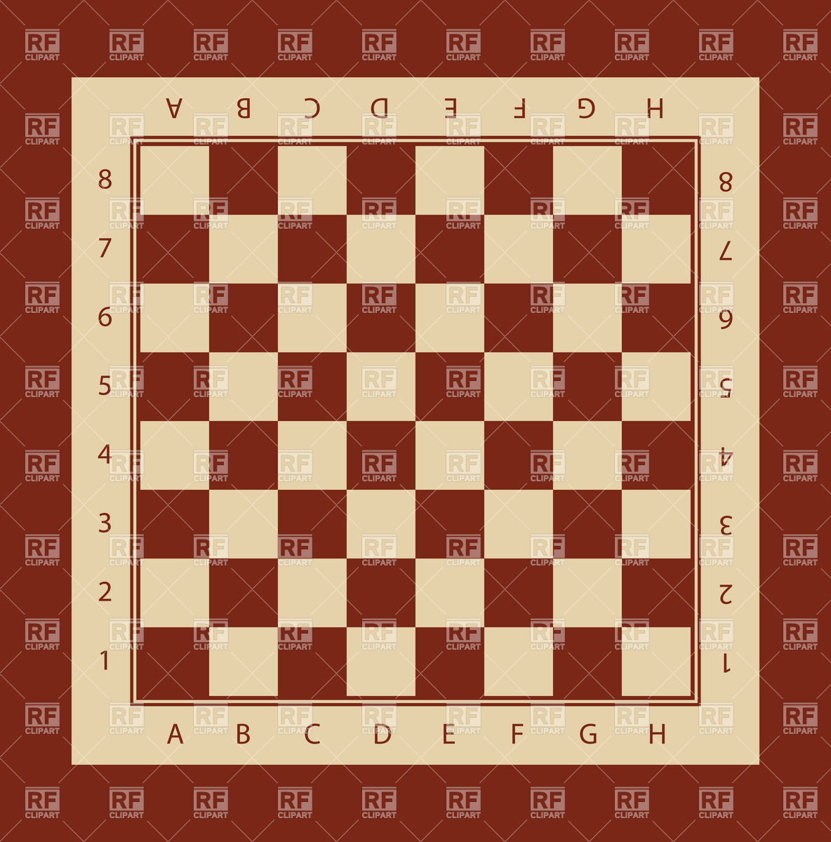 1184x1200 Simple Chessboard Vector Image Vector Artwork Of Objects