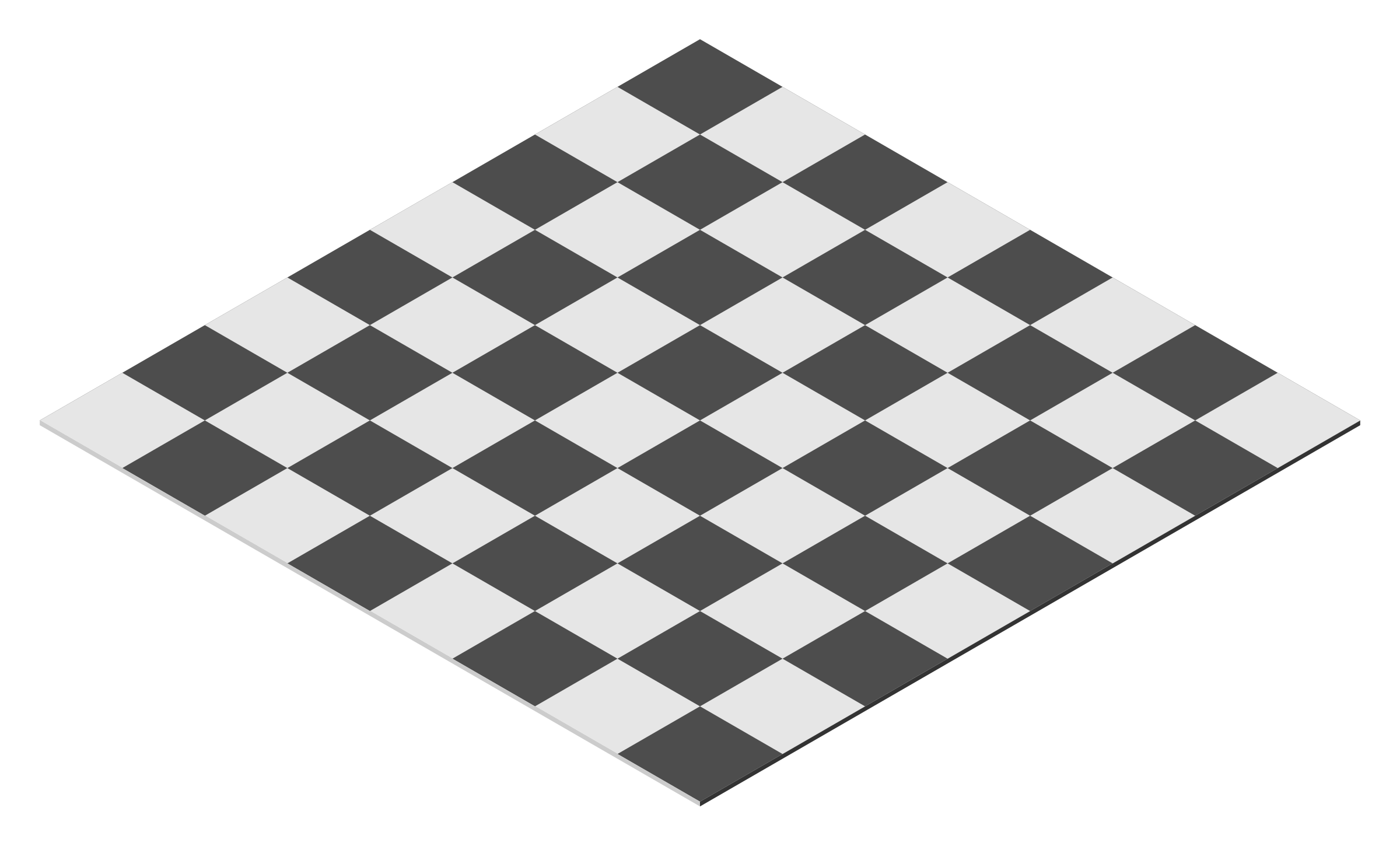 2400x1450 Black And White Chess Board Vector File Image