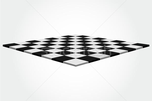 600x398 Chess Board Vector Illustration Experimental ( 2131227) Stockfresh