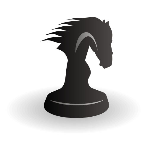 500x500 Chess Vector Free Vector Description Chess Knight. Vector