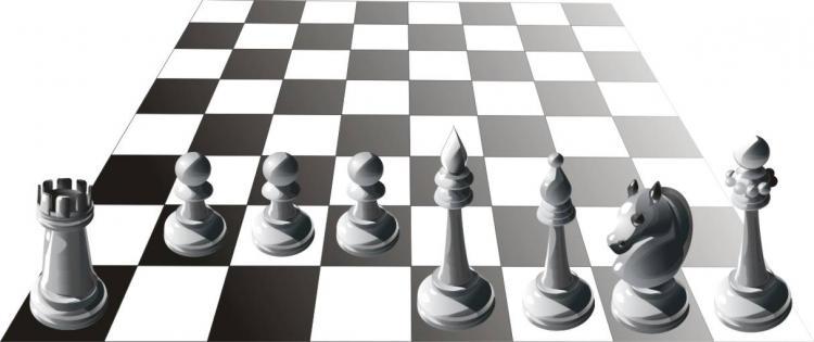 750x315 Chess Vector Free Vector 4vector