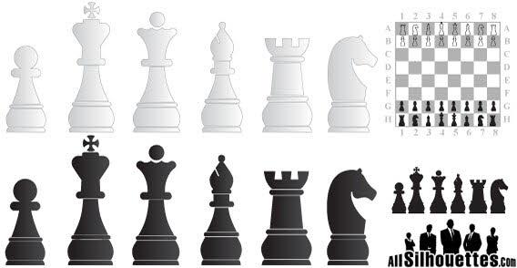 568x294 Free Chess Vector Art Psd Files, Vectors Amp Graphics