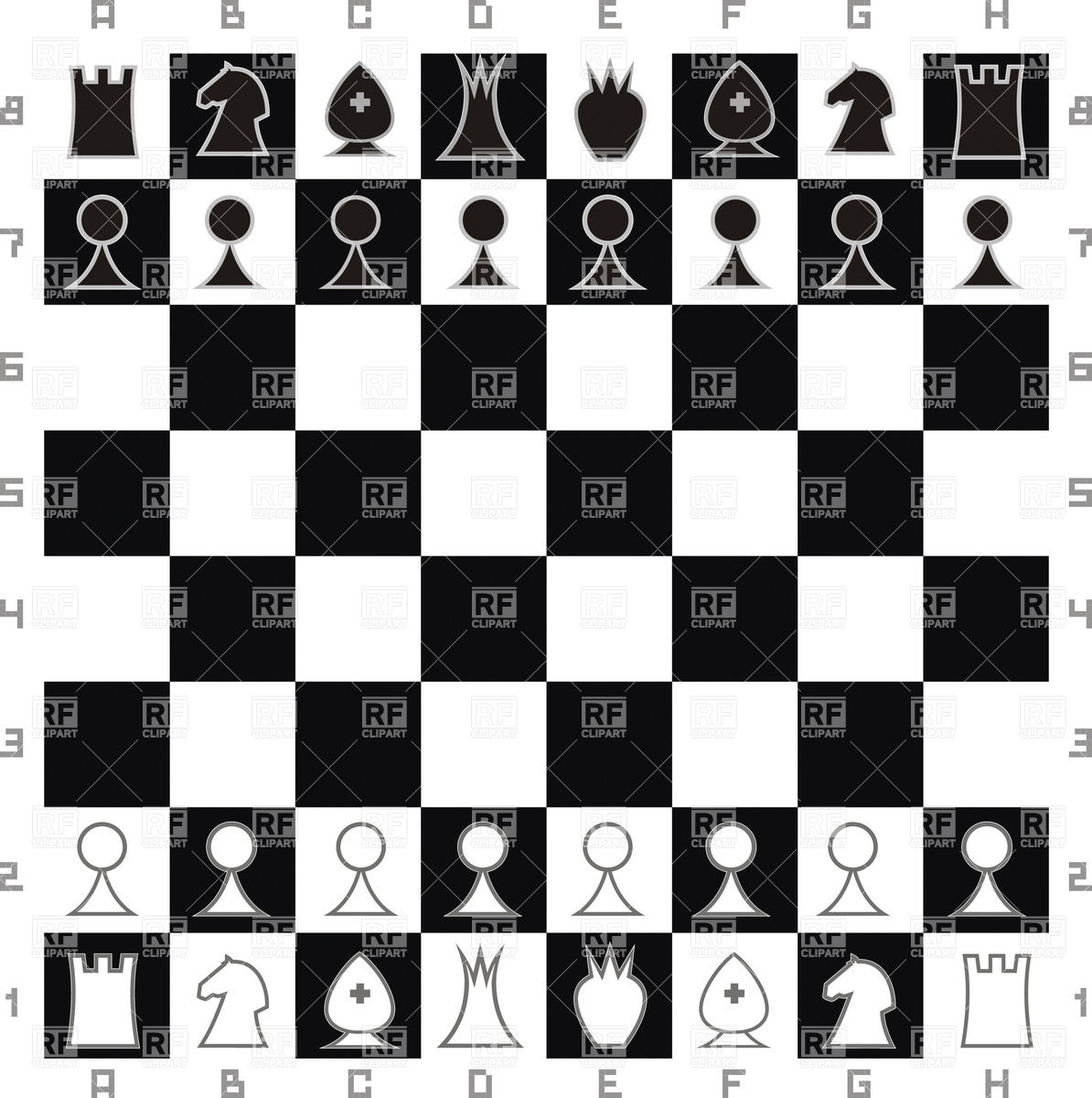 Chess Vector at GetDrawings com | Free for personal use Chess Vector
