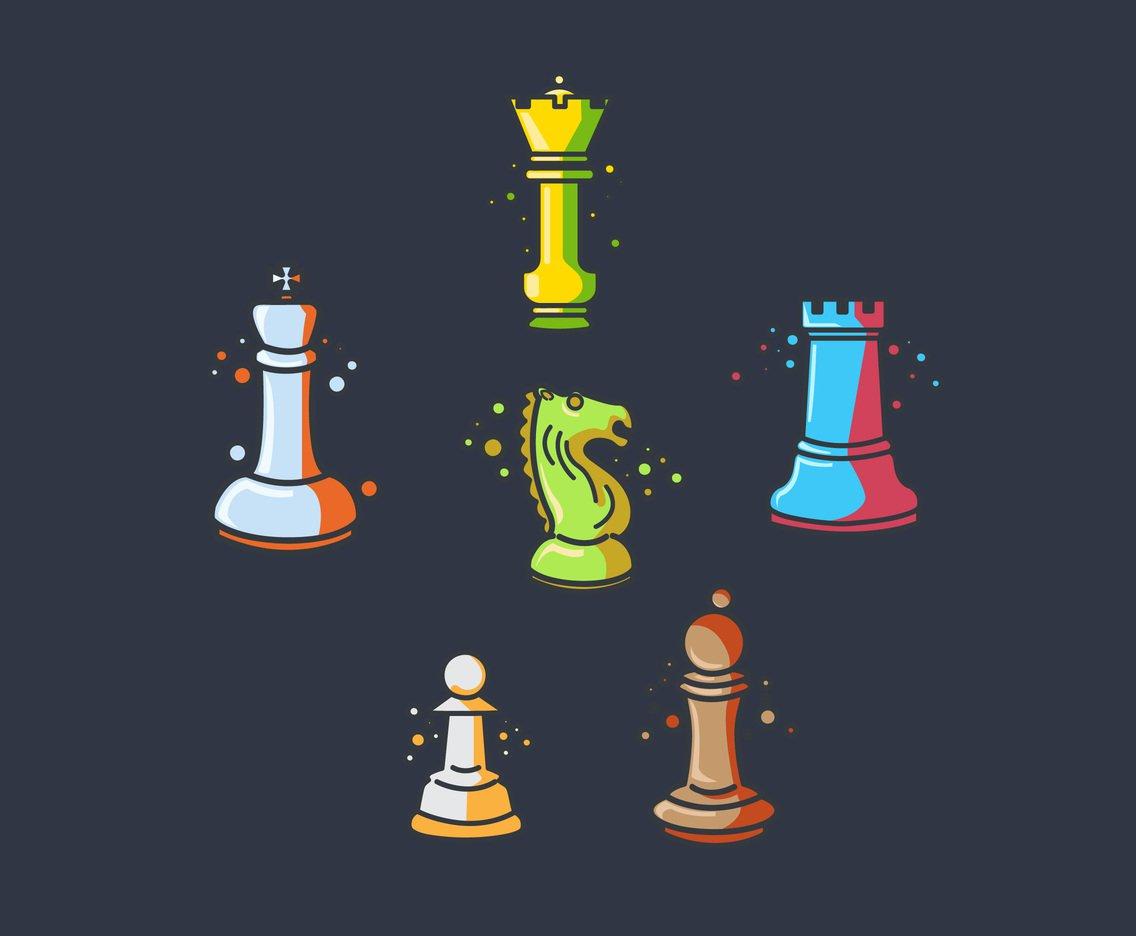 1136x936 Sketchy Chess Vector Vector Art Amp Graphics