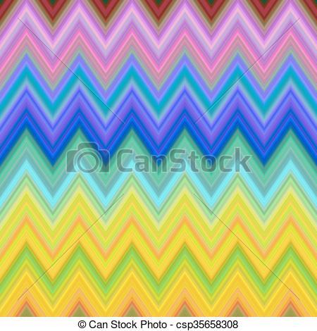 450x470 Happy Color Chevron Pattern Background Design. Happy Color Chevron