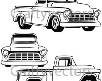 340x270 Chevrolet Truck Etsy