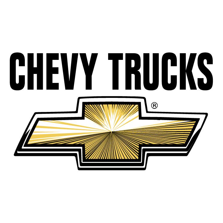 745x745 Chevy Truck 5 Free Vector 4vector