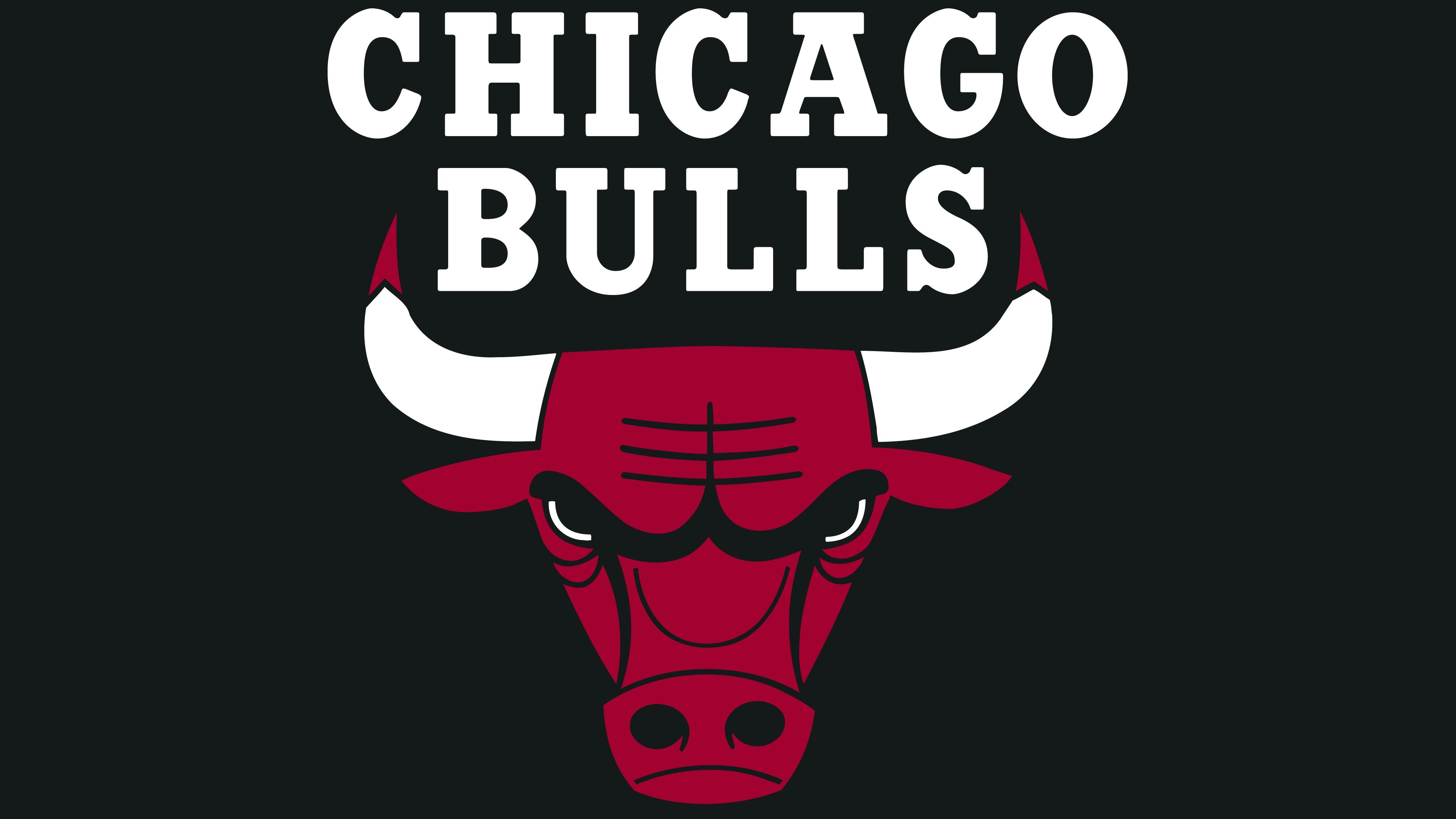 3840x2160 Chicago Bulls Logo