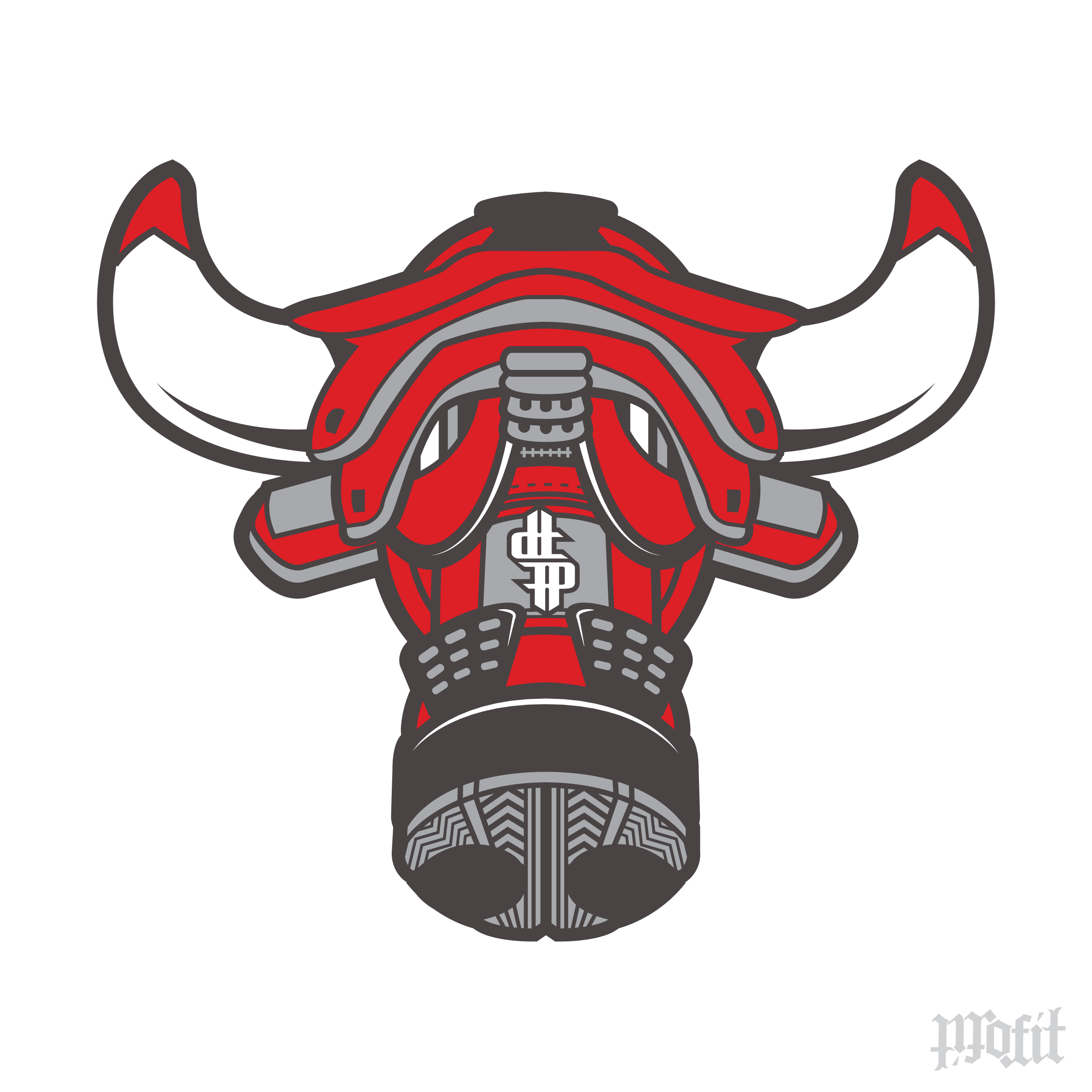 2400x2400 Daily Creation Toro Iv Gas Mask Vector Graphic The Blog