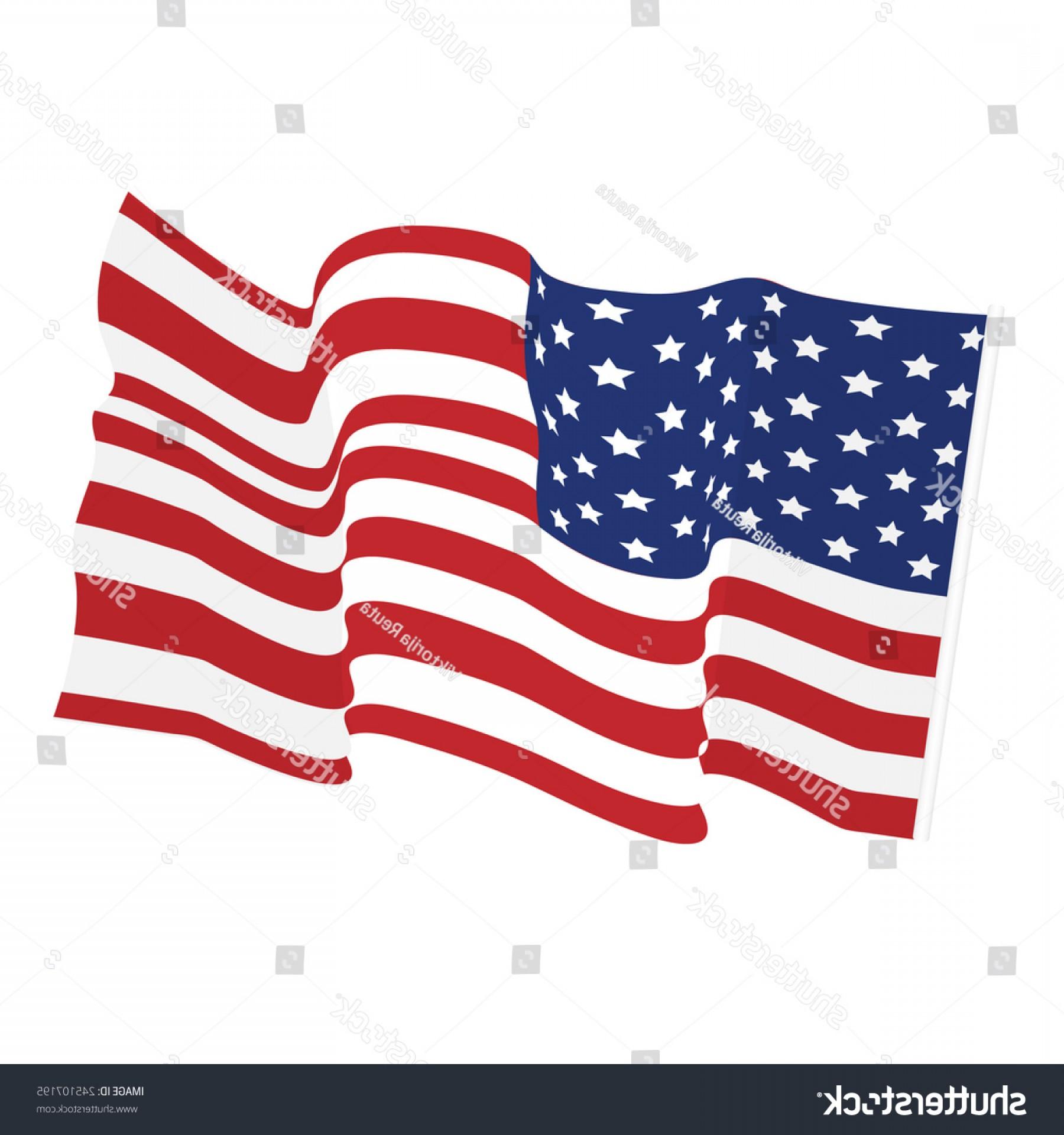 1800x1920 American Waving Flag Vector Icon National Lazttweet