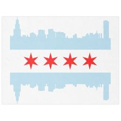 236x236 Chicago City Vector Flag Project Sinkhole City Vector