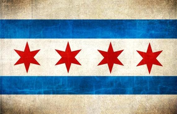 570x367 Chicago Flag Art Like This Item Chicago Flag Vector Art Muveapp.co