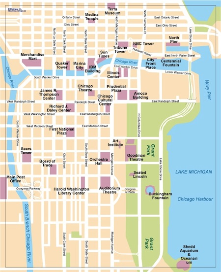 450x552 Find Chicago Vector Maps As Illustrator Vector