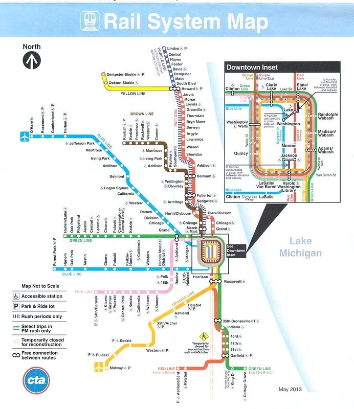 692x800 Idea Chicago Subway Map Or Map 61 Chicago Subway Map Vector Help
