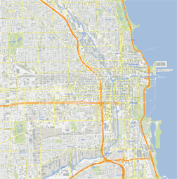 252x256 Scalablemaps Vector Maps Of Chicago For Illustrator