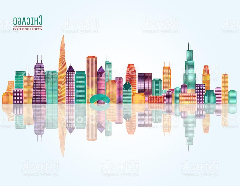 1228x951 Chicago Skyline Vector Illustration Gm Sohadacouri
