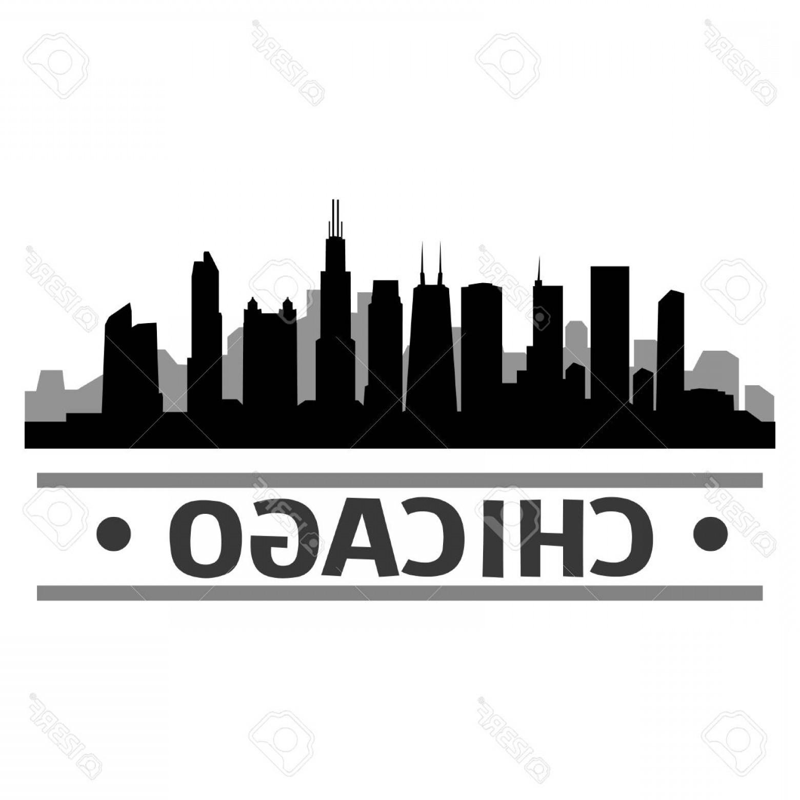 1560x1560 Photostock Vector Chicago Skyline Vector Art City Design Orangiausa