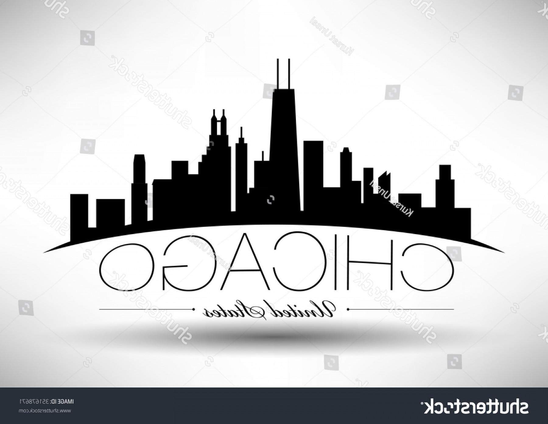 1800x1393 Shutterstock Vector Chicago Skyline Design Sohadacouri
