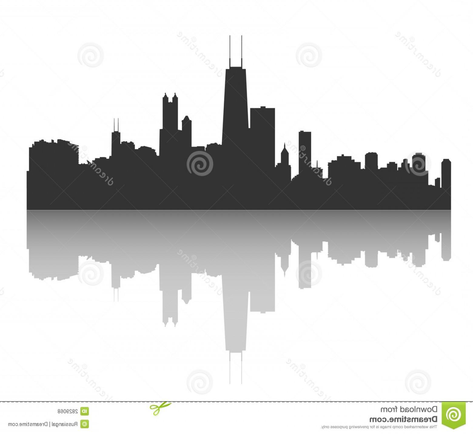 1560x1431 Chicago Skyline Vector Clip Art Sohadacouri