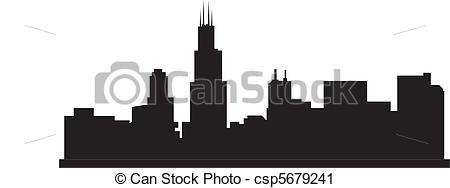 450x188 Chicago Skyline.