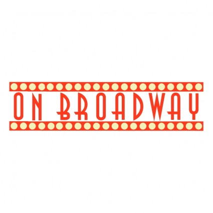 425x425 Musical Clipart Broadway Star 3731939