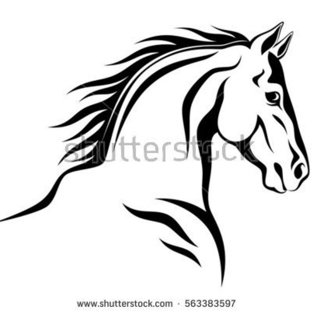 1024x1024 Vector Chicken Silhouette 15 Horse Head Clipart 8 Free Clip Art