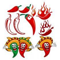210x210 Hot Chili Pepper Svg Cuttable Design Craftiness