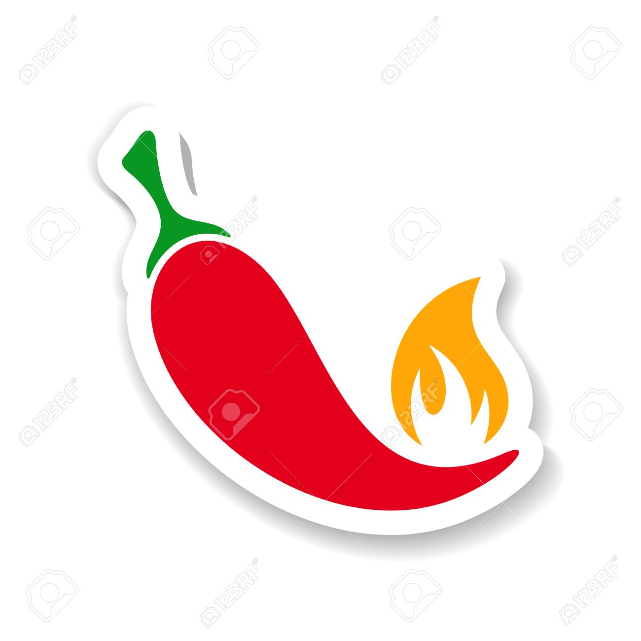 1300x1300 Collection Of Free Chilli Clipart Red Object. Download On Ubisafe