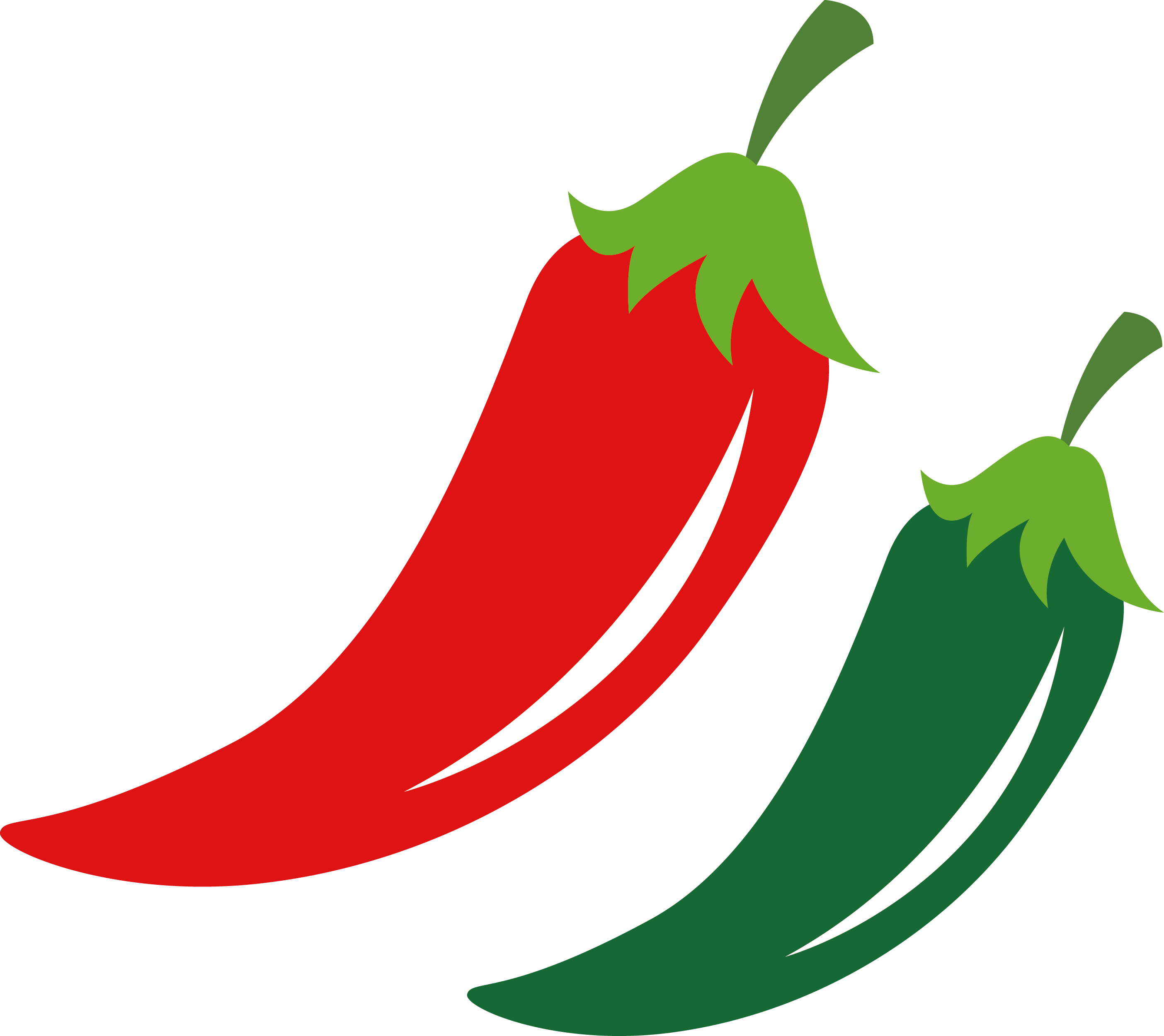 2808x2501 Tabasco Pepper Serrano Pepper Cayenne Pepper Clip Art